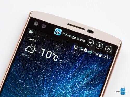 LG V10 design images