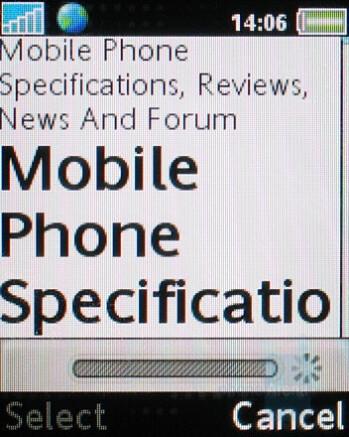 Sony Ericsson K530 Preview