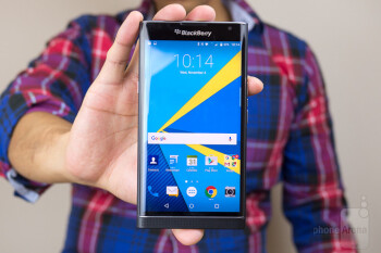 BlackBerry PRIV Review