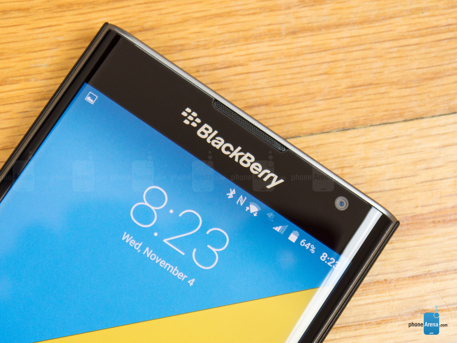 how to clear up blackberry dtek 50