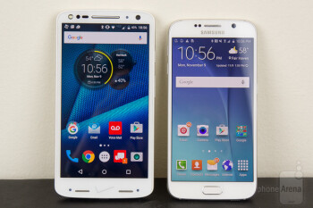 Motorola DROID Turbo 2 vs Samsung Galaxy S6