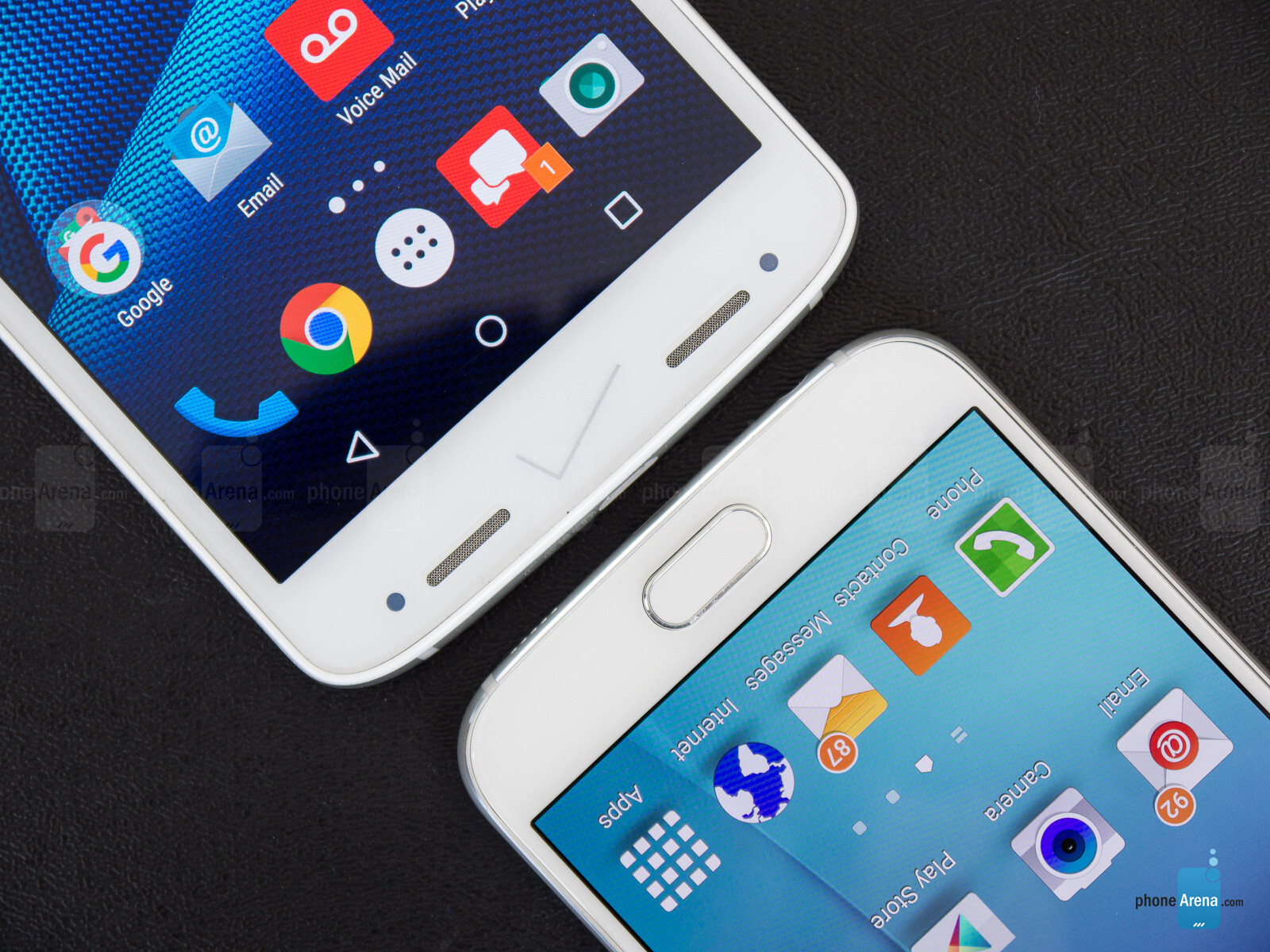 Motorola DROID Turbo 2 vs Samsung Galaxy S6 - PhoneArena