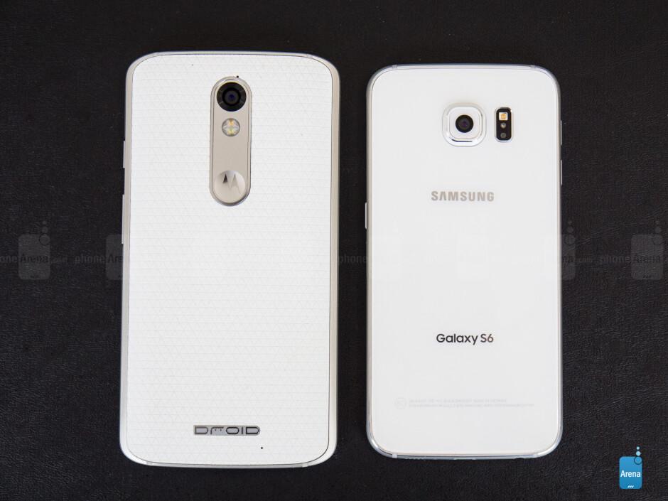 Motorola DROID Turbo 2 vs Samsung Galaxy S6