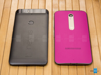 Google Nexus 6P vs Motorola Moto X Pure Edition (2015)