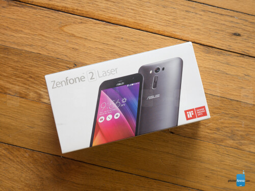 Asus Zenfone 2 Laser Review