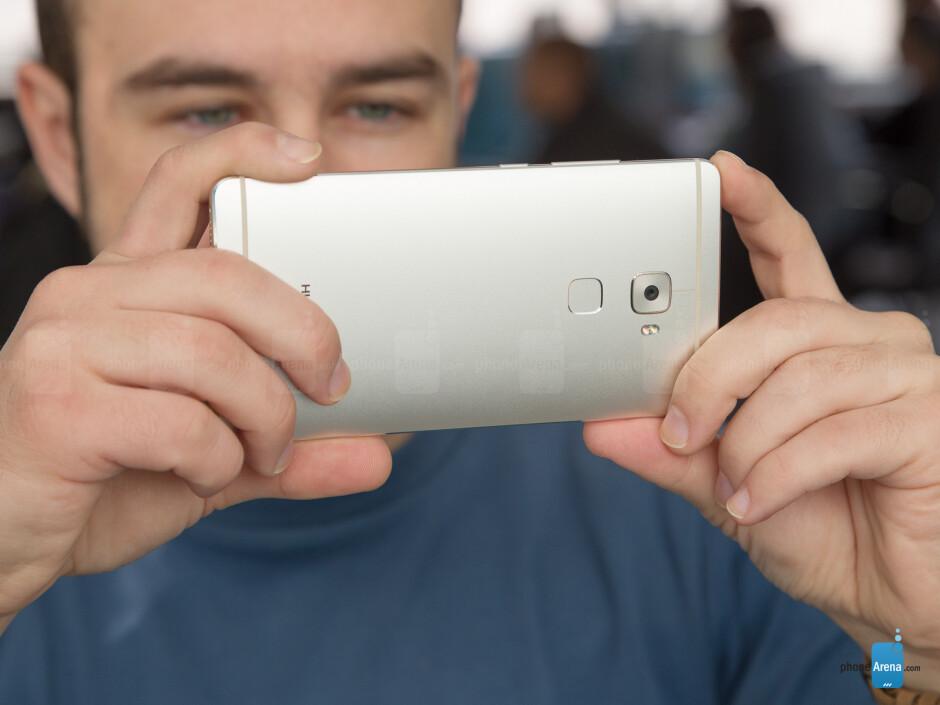 Huawei Mate S Review