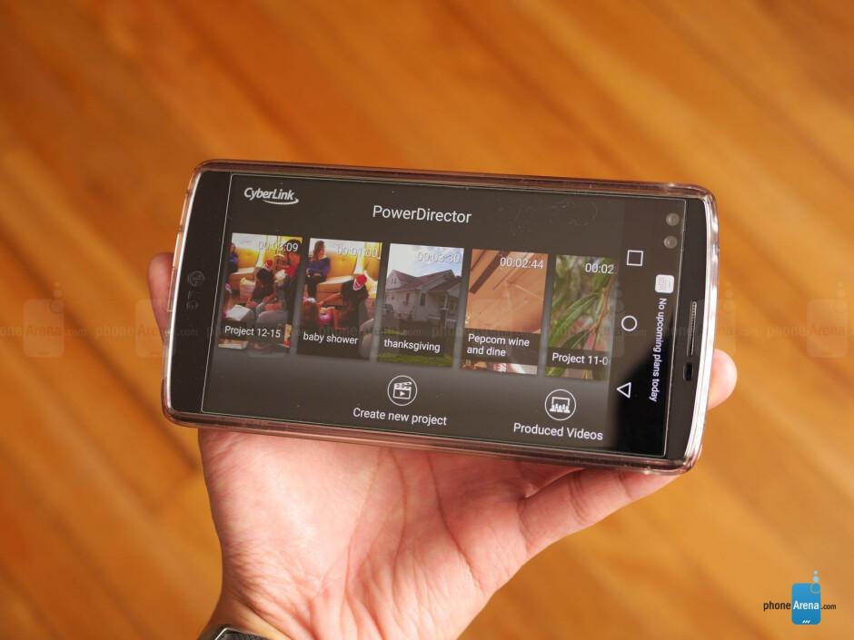 CyberLink PowerDirector Mobile app Review