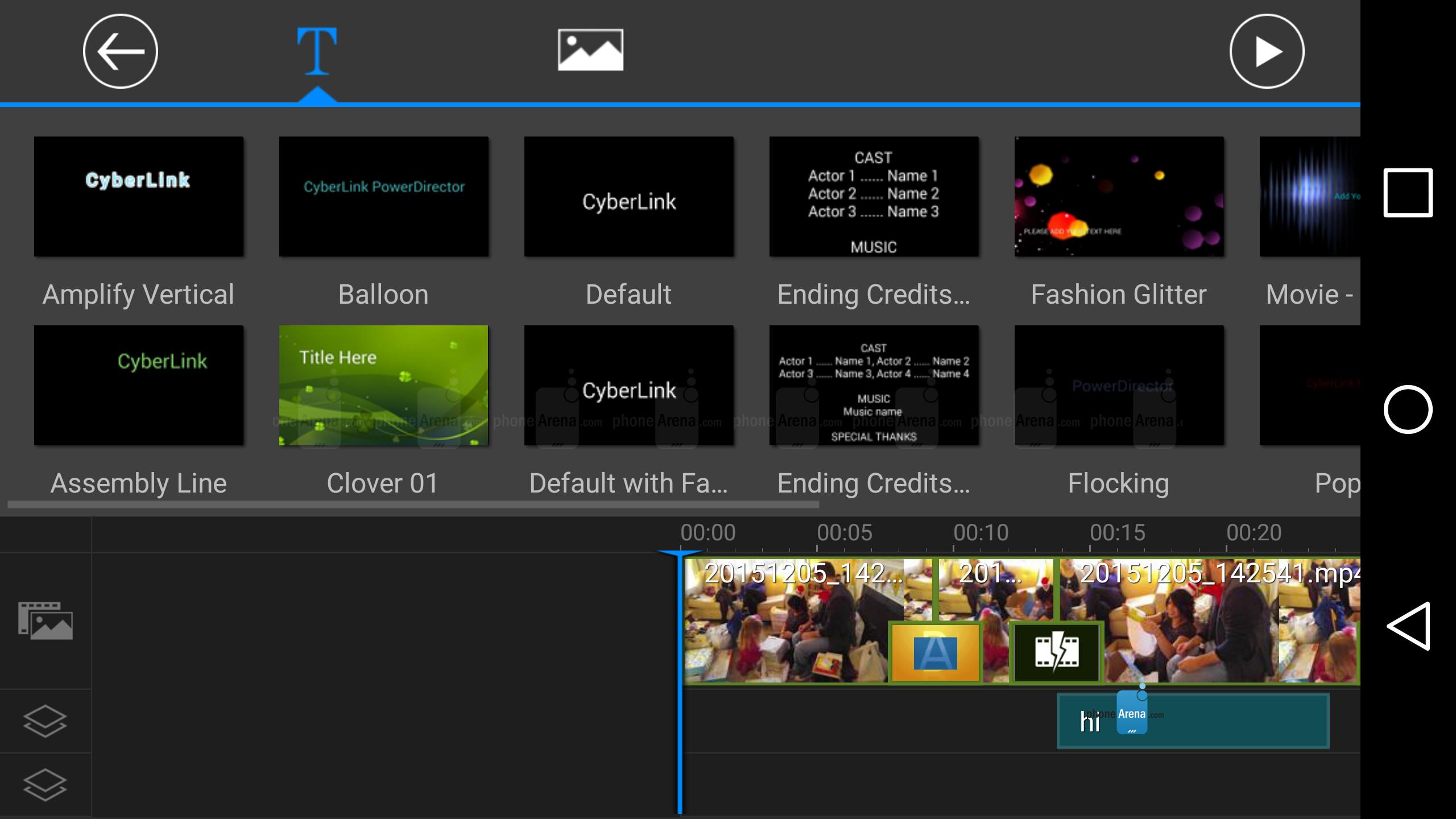 PowerDirector - Video Editor App, Best Video Maker - Apps ...