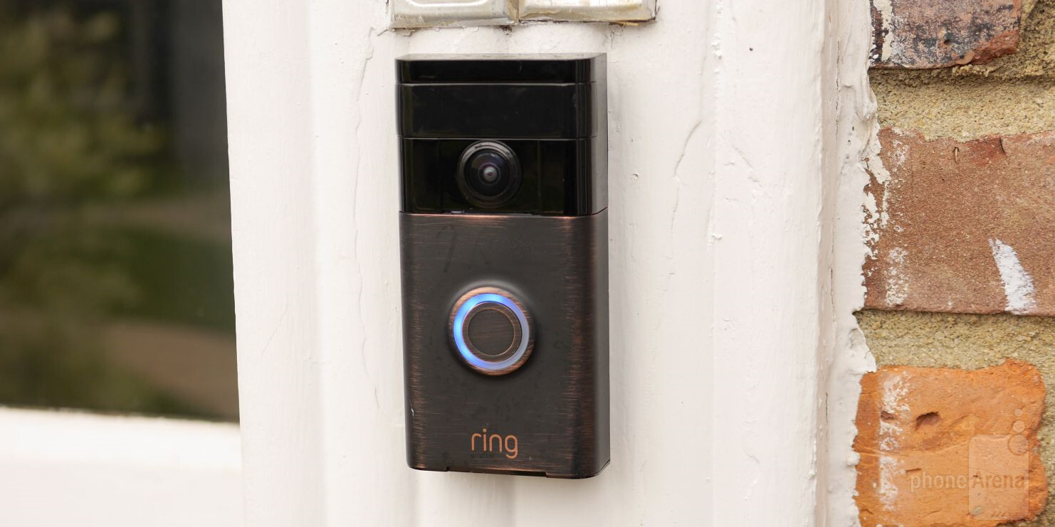 ring video doorbell review. Black Bedroom Furniture Sets. Home Design Ideas