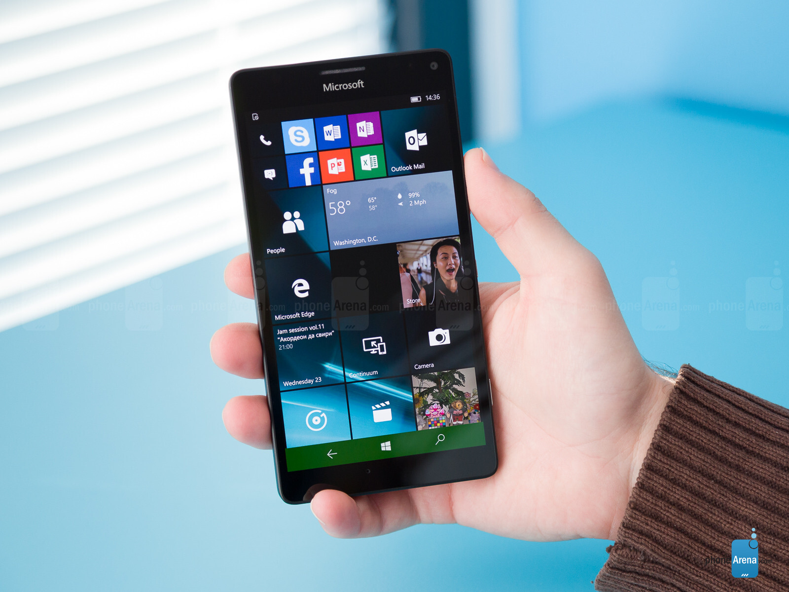 Microsoft Lumia 950 Xl Review Battery And Conclusion