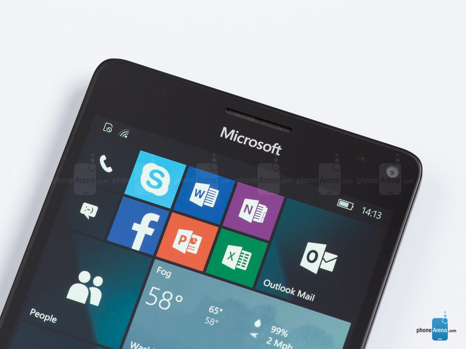 Microsoft Lumia 950 Xl Review Nokia