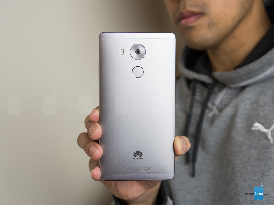 Huawei Mate 8 Review