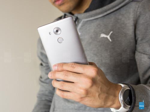 Huawei Mate 8 Review