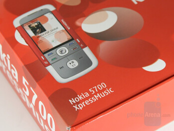 Nokia 5700 XpressMusic Review