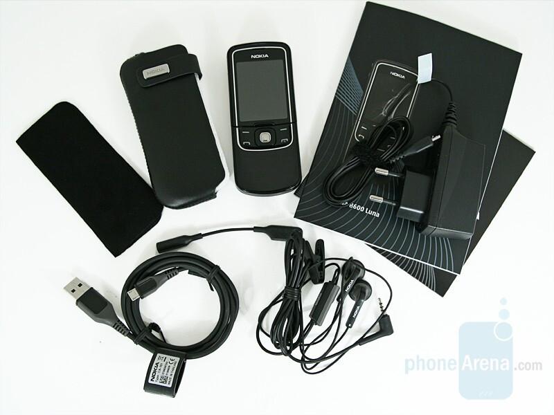 Nokia 8600 Luna Review