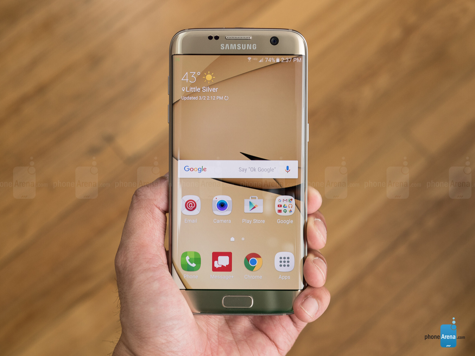 bad news 10 worse battery life on samsung galaxy s7 and. Black Bedroom Furniture Sets. Home Design Ideas
