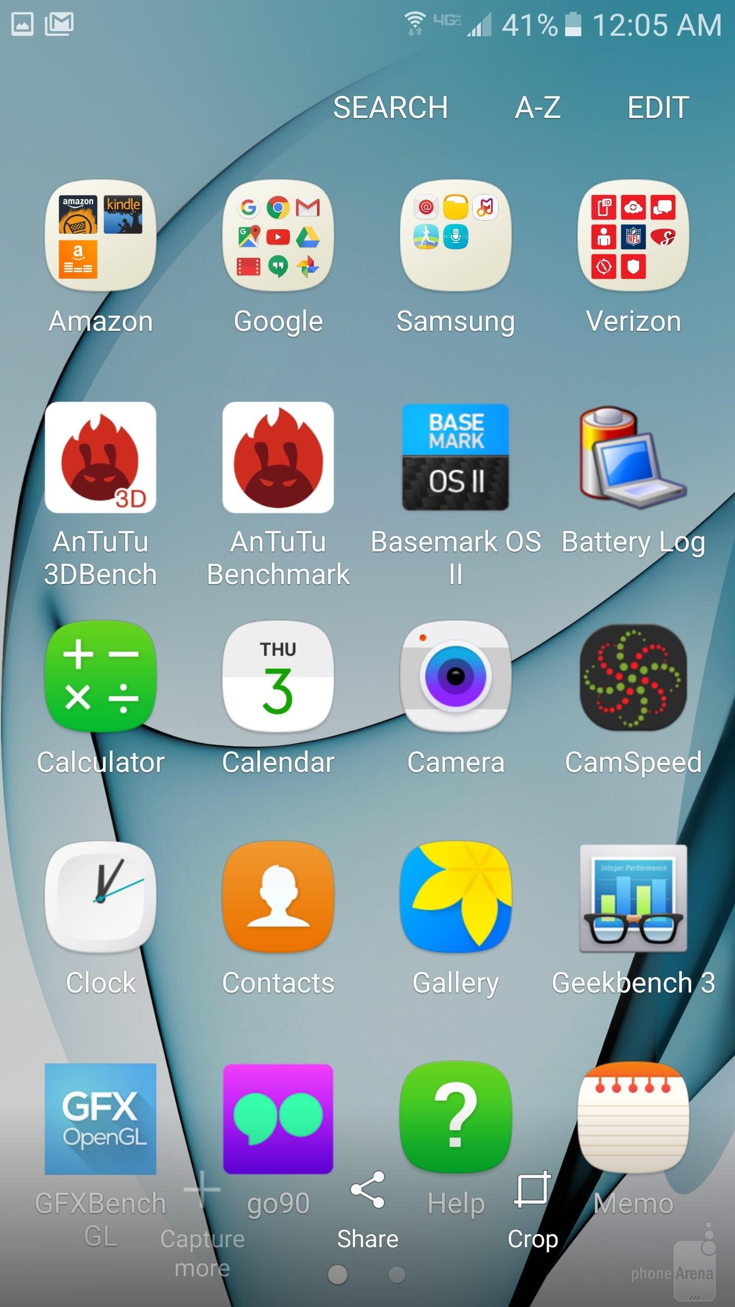 S7 vs iphone 7 gsmarena