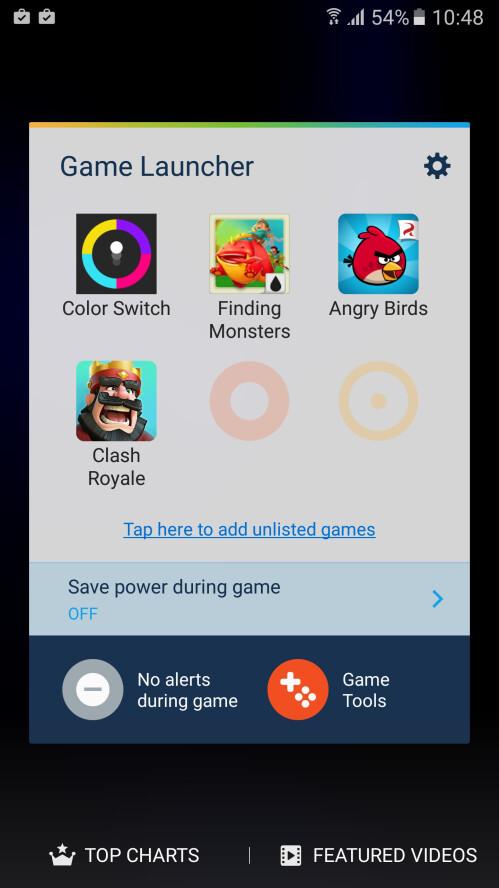 The Samsung Galaxy S7