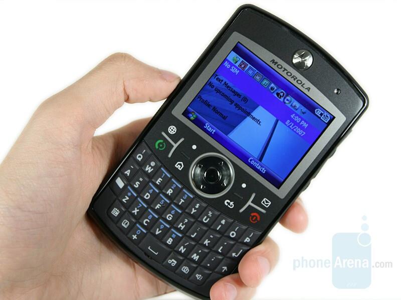Motorola Q9h Review