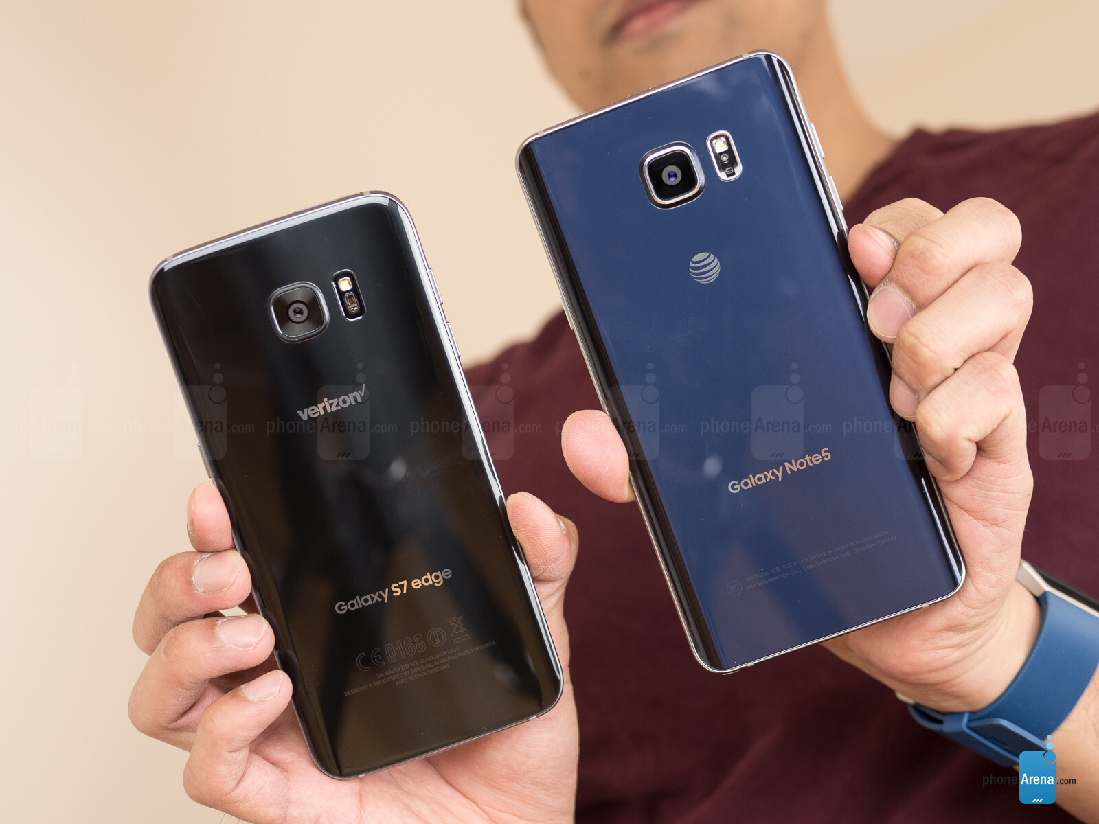 A TECNO GEEKS: Samsung Galaxy S7 Edge Vs Samsung Galaxy Note