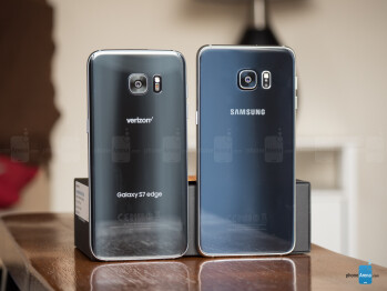 Samsung Galaxy S7 edge vs Samsung Galaxy S6 edge+