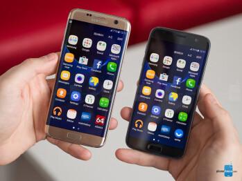 Samsung Galaxy S7 Edge vs Galaxy S7