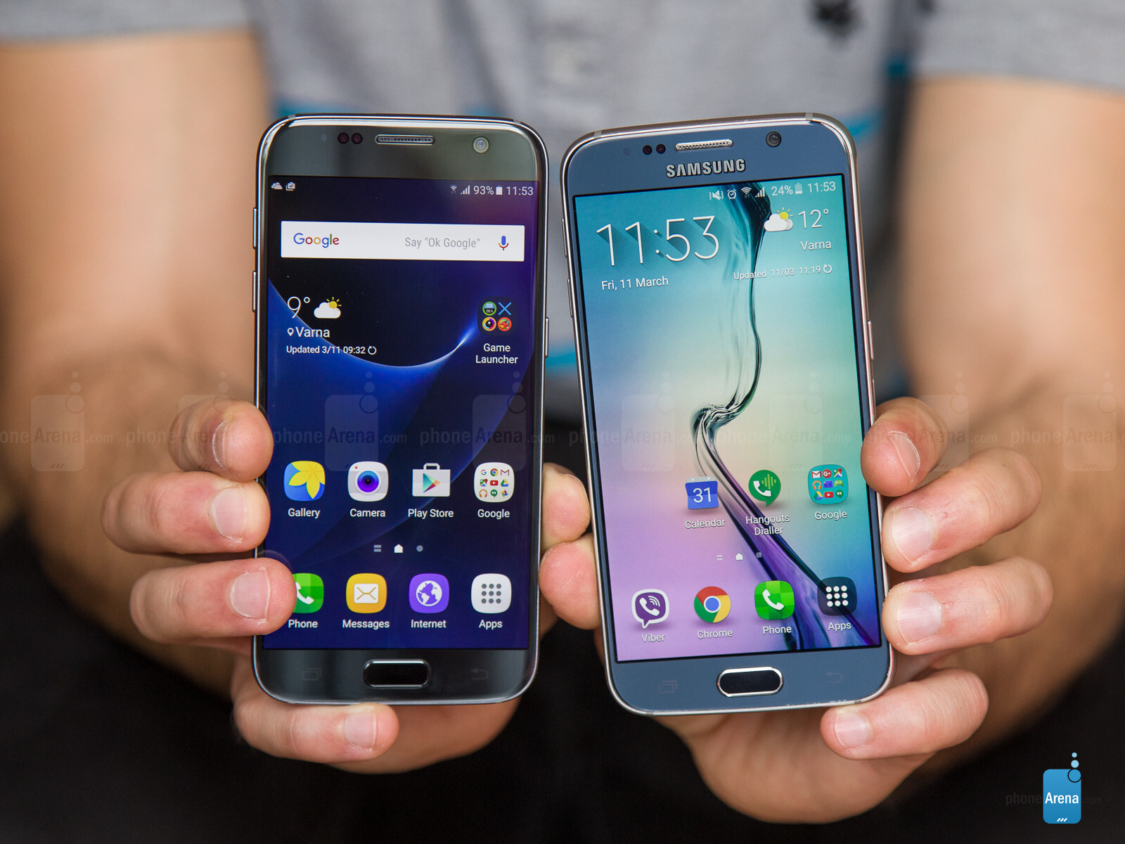Samsung Galaxy S6 vs Apple iPhone 6 vs Sony Xperia Z3 Compact - sadoqamypyve.cf