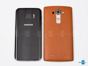 Samsung Galaxy S7 vs LG G4