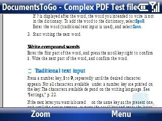 PDF document - Motorola Q9h Review