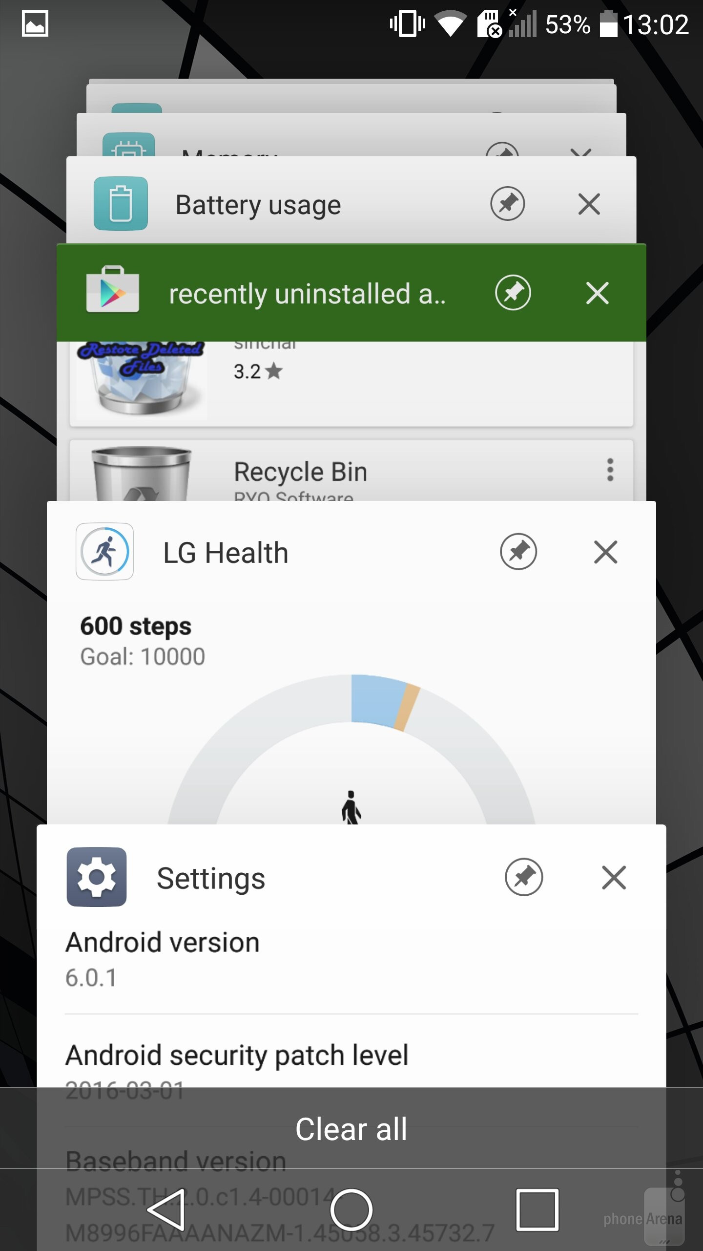 how to change iso lg g5