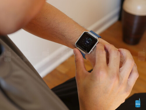 Fitbit Blaze Review