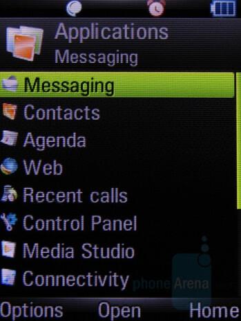 as List - Motorola Z8 Preview