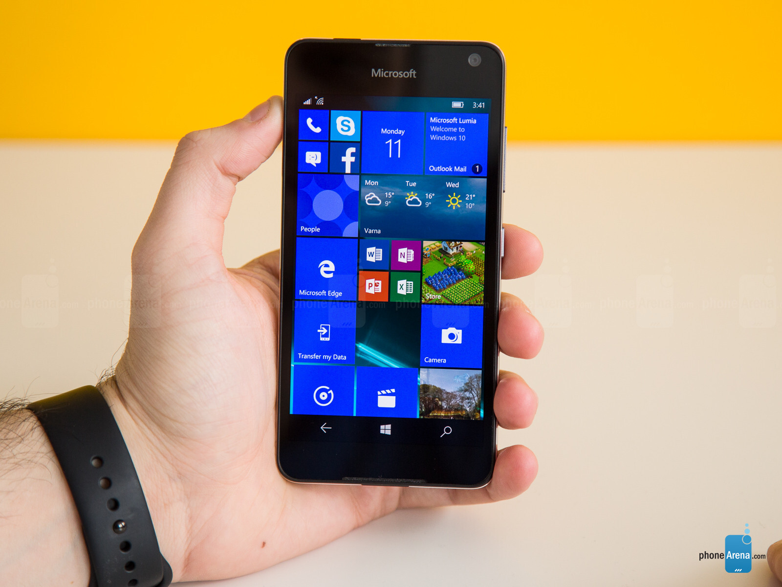 microsoft lumia 650 review phones review
