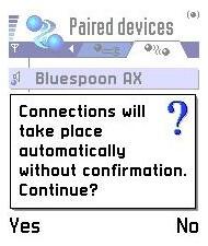 NextLink Bluespoon AX Bluetooth headset review