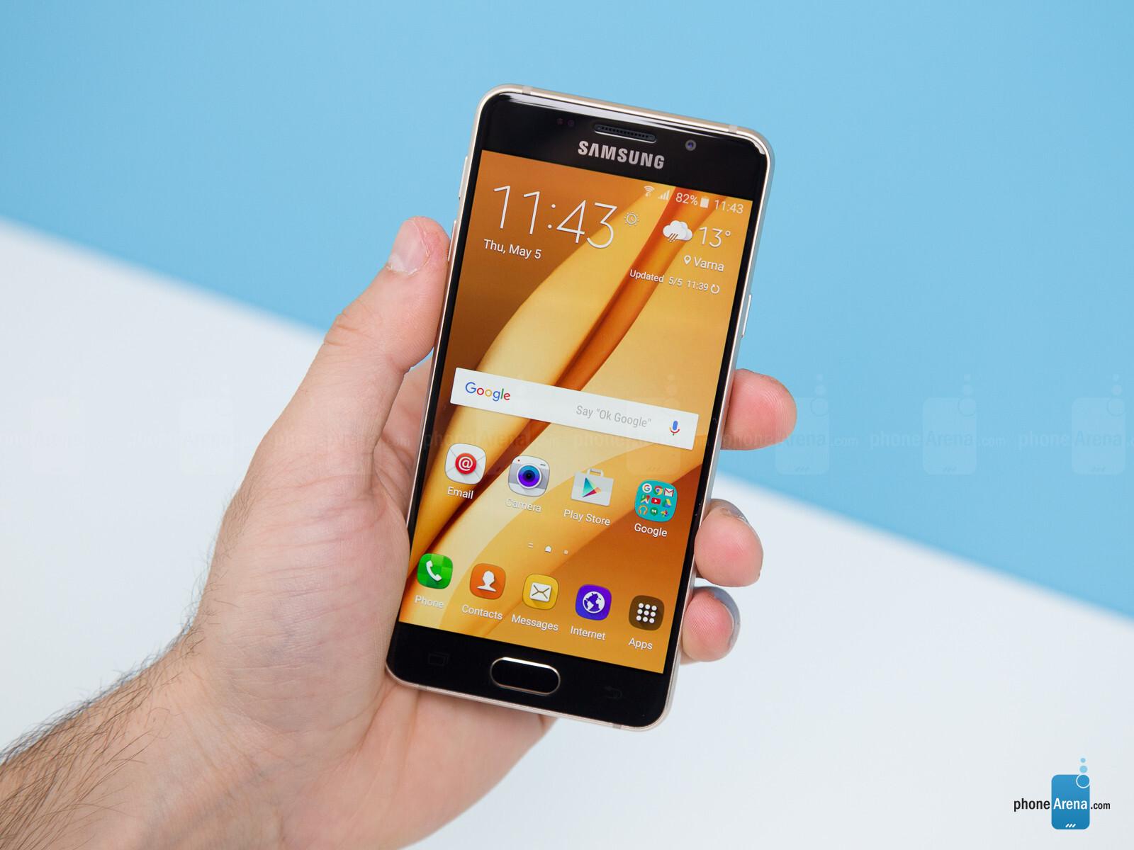 Samsung Galaxy A3 2016 Review Phonearena