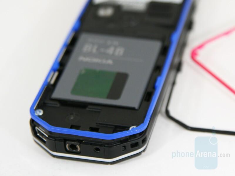 Nokia 7900 Prism review: In colored light - GSMArena.com