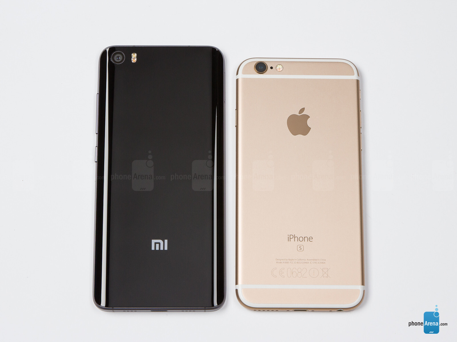 31c67abb0b5 Xiaomi Mi 5 vs Apple iPhone 6s - Battery Life and Conclusion ...