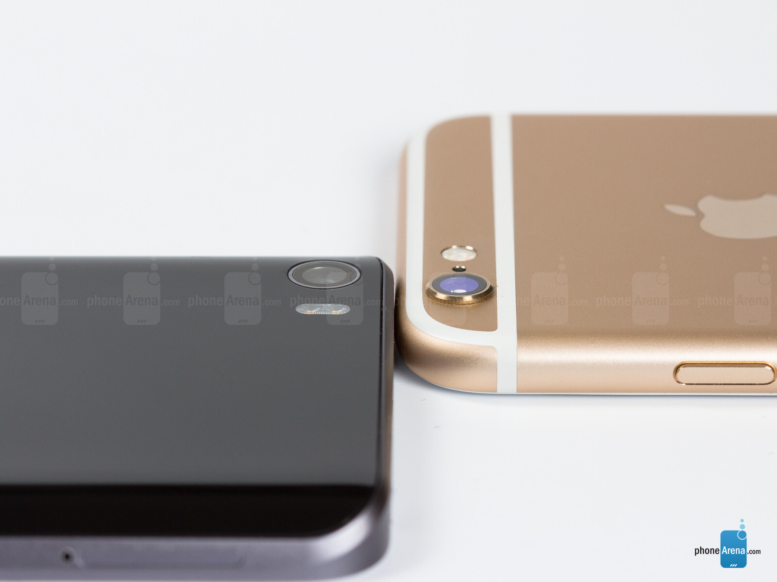 XIAOMI 6 VS IPHONE X S8