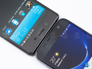 Sony Xperia X vs Samsung Galaxy S7