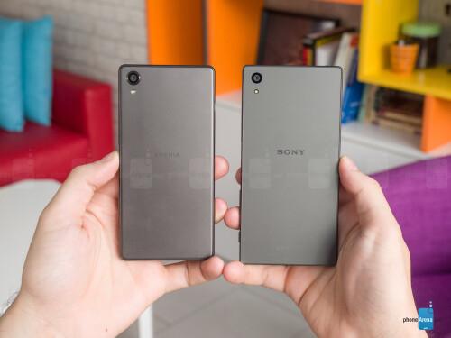Sony Xperia X vs Sony Xperia Z5