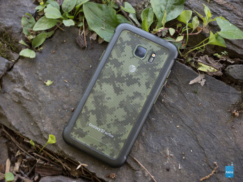 Samsung Galaxy S7 active Review