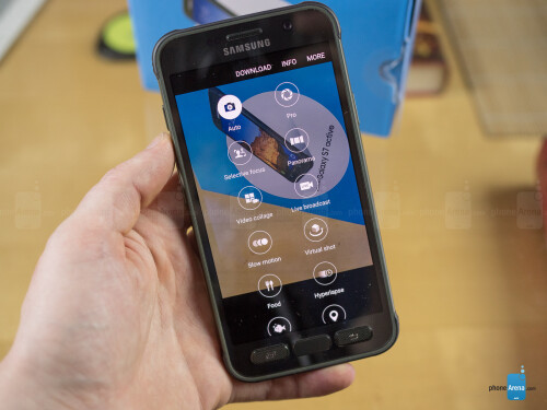 Samsung Galaxy S7 active images