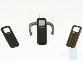 Different covers - Nokia BH-301 Review