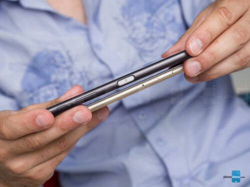 Sony Xperia X vs Apple iPhone 6s