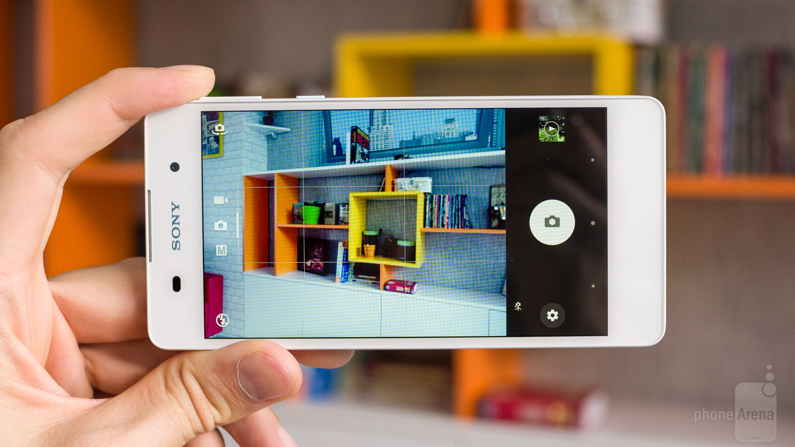 sony xperia e5 review camera and multimedia. Black Bedroom Furniture Sets. Home Design Ideas