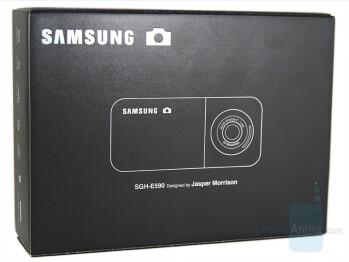 Samsung SGH-E590 Review