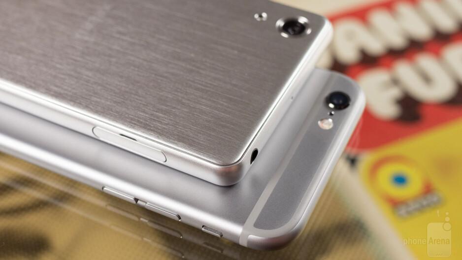 Sony Xperia X Performance vs Apple iPhone 6s