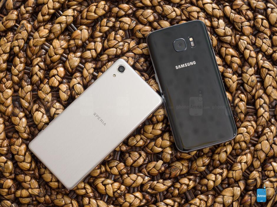 Sony Xperia X Performance vs Samsung Galaxy S7