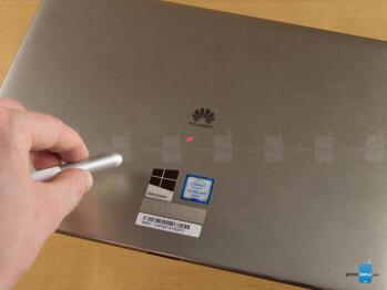 Huawei MatePen - Huawei MateBook Review