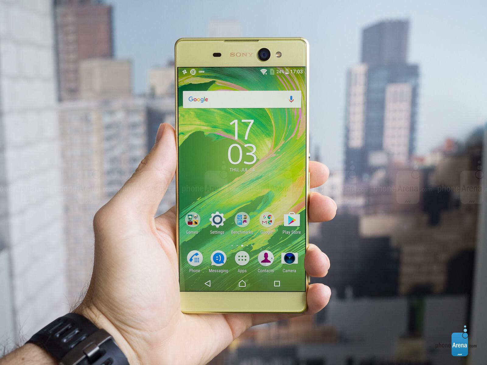 Sony Xperia XA Ultra Review - PhoneArena